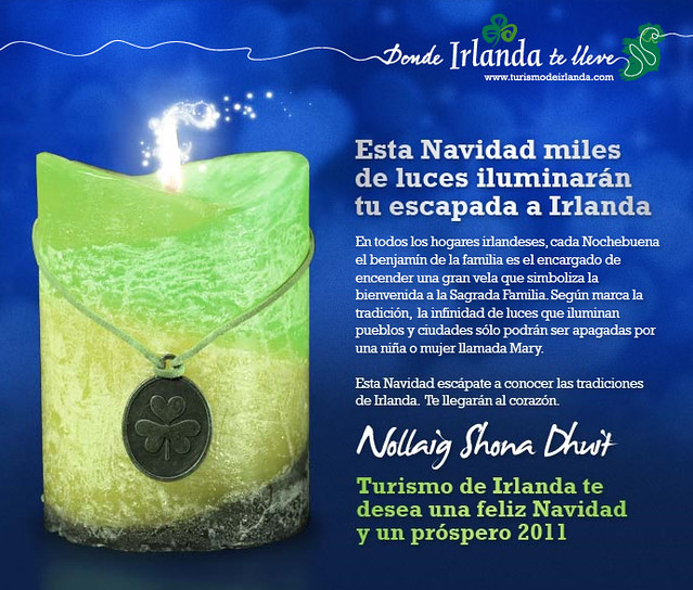 Natal 2010 - Turismo de Irlanda