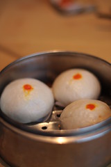 China Pavilion - steamed egg buns