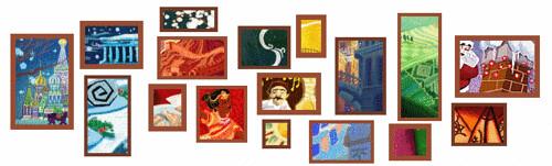 doodle navidad 2010