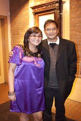 TANOCAL Christmas Party (besighyawn) Tags: restaurant berkeley christmasparty 2010 andet hslordships ajscamera tanocal leilai