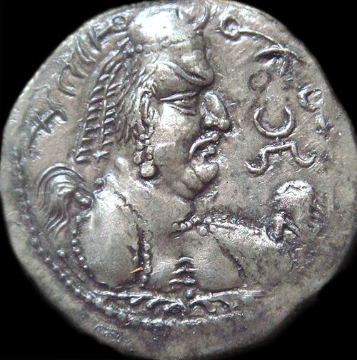 Hephthalite Coin