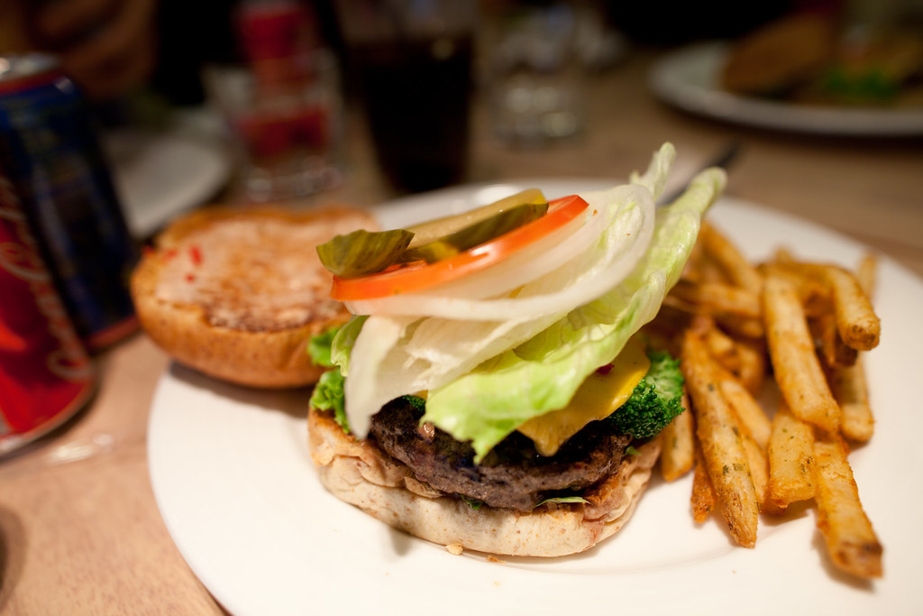 肥漢堡 ,Taipei