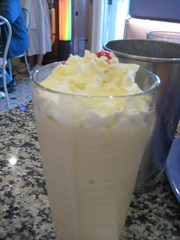 Non-Dairy Malt @ Beaches and Cream, Beach Club