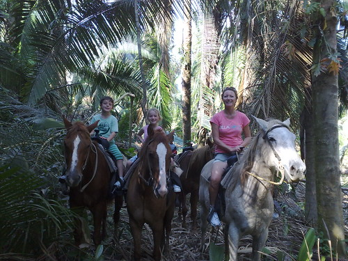 Banana Bank Lodge horse riding