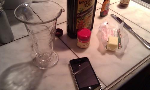 Hot Buttered Rum 01