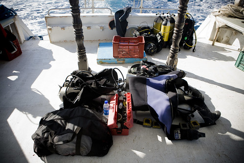 Technical Diving Gear