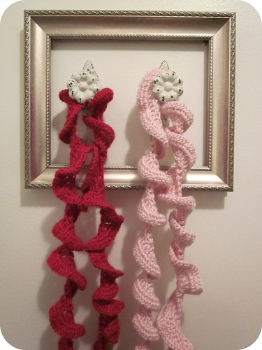 Twirly Scarves 2