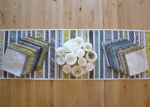 Hope Valley Table Runner & Napkins