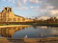 Museum Louvre, Paris (Alexanyan) Tags: city sky paris france history museum french europe louvre capital onde