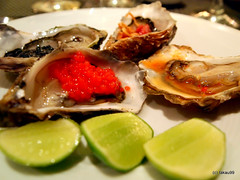 Oysters, Thaialnd