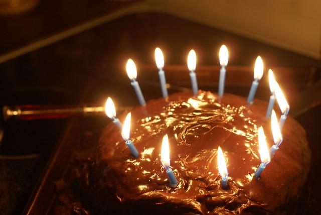 My bday cake!