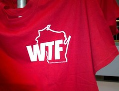 t-shirt reaction to governor's decision (courtesy of Stephen Filmanowicz)