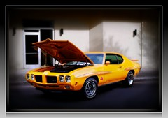 1970 GTO Judge (SpeedProPhoto) Tags: truck buick plymouth autoshow chevy dodge pontiac rods gmc fords classiccars automobiles carshow cruisers hotrods streetrod oldsmobile carart
