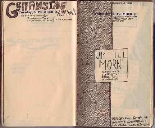 1954: November 16-17
