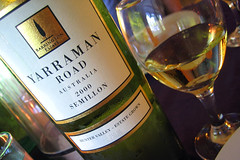 Yarraman Road 2000 Semillon