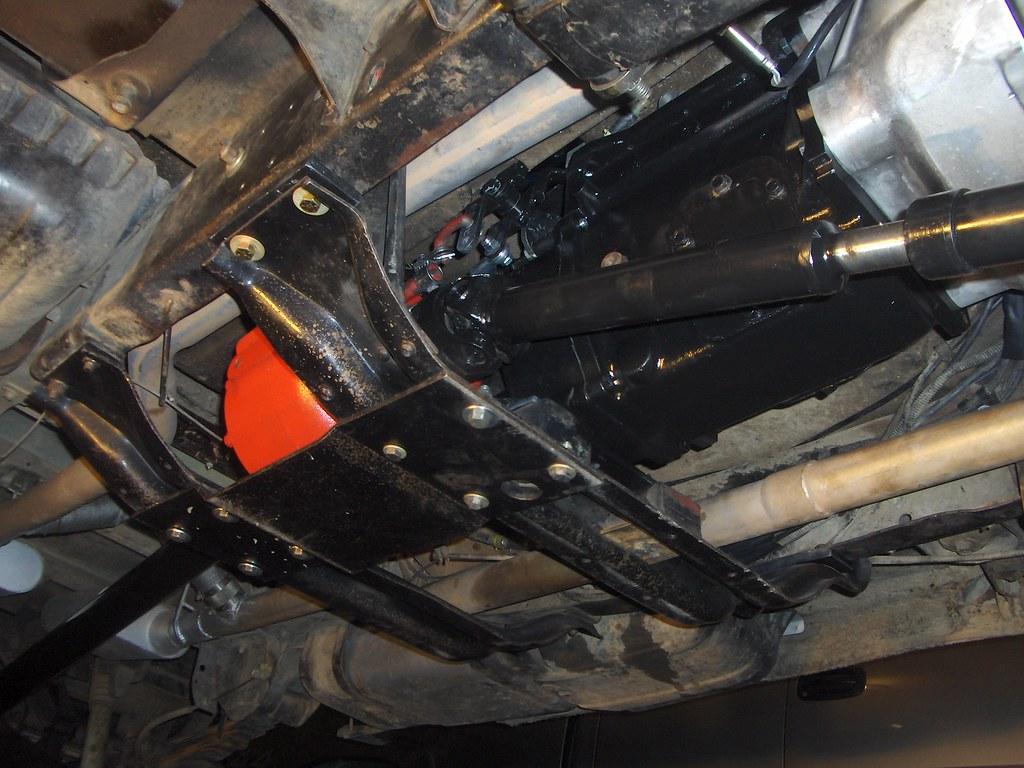Turbo 350 4x4 Strut Rod Braces - The 1947 - Present ...