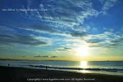 1.2 '11 2 (higehiro) Tags: morning sunset beach    shonan  chigasaki