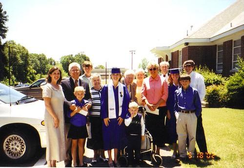 SHS Graduation 2002