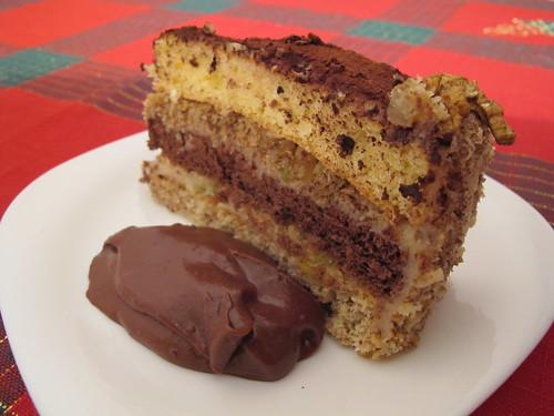 Felie tort Somloi