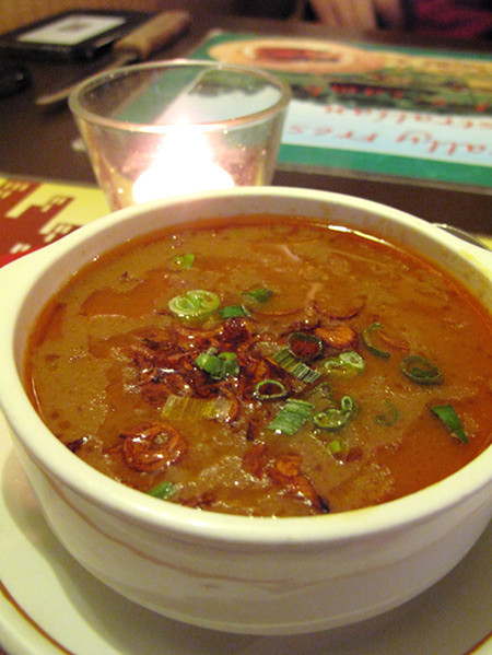Oxtail-Soup