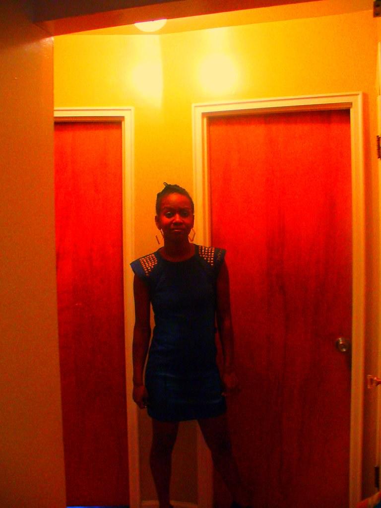 BLue jean dress 1
