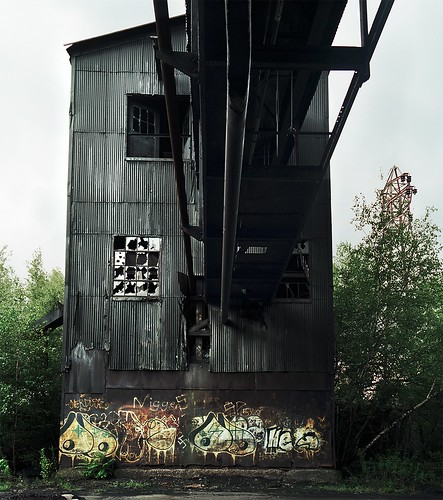 Coal Breaker, Ashley, PA