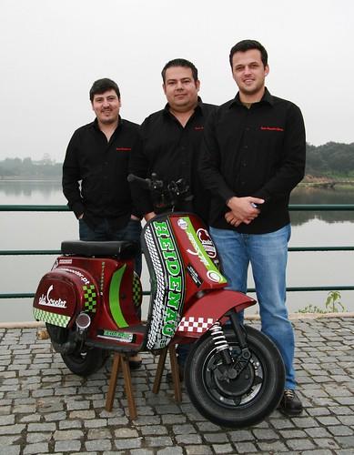 Vespa Team Almeirim