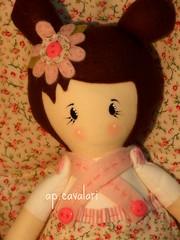 Anita Hrica (AP.CAVALARI / ANA PAULA) Tags: baby kids doll bebe boneca anita decorao tecido bonecadepano fabricdoll anapaulacavalari apcavalari