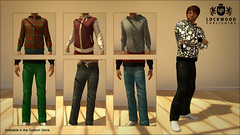 PlayStation Home: Lockwood