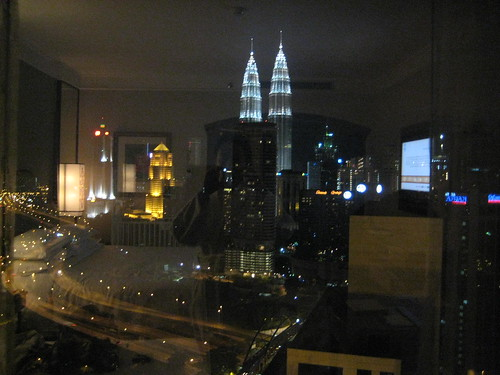 View from KL Sheraton