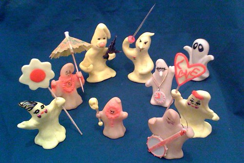 Kooky Spookys plus Gilroy