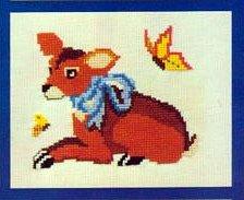 Little Deer X Stitch