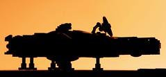 Millennium Falcon (Blockaderunner) Tags: star lego millennium falcon wars