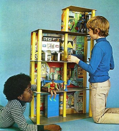 1982 Mego catalog