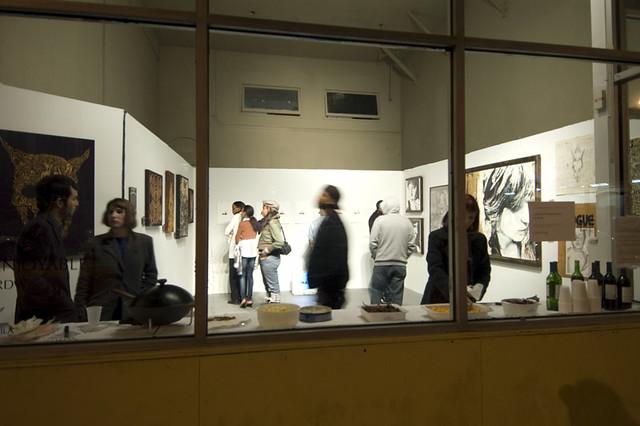 Artists Will Koffman Oliver Walker Ashielgh Allard Curated by Jordan Avila by Phantom Galleries LA