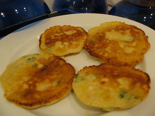 corn pancakes 2