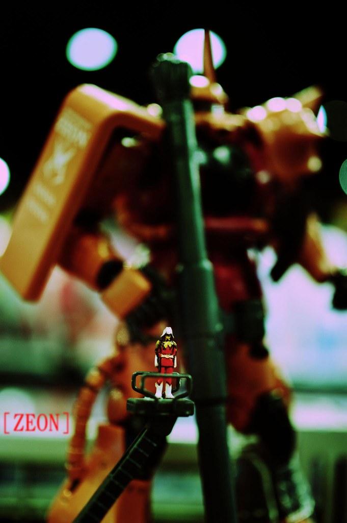 ZEON !!  SIEG ZEON  (鋼彈宅專用)