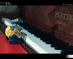 02|50 - Wall.E [Front Page] (HD Photographie) Tags: wall project pentax explorer front explore e page hd 50 fp frontpage projet herv walle k7 2011 strobist dapremont hervdapremont project50|50