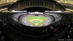 Yankee Stadium - New York (Richard E. Ducker) Tags: new york city baseball stadium yankee yankees mlb