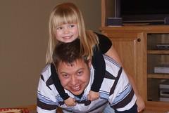 Vivianne & Uncle Jeremy