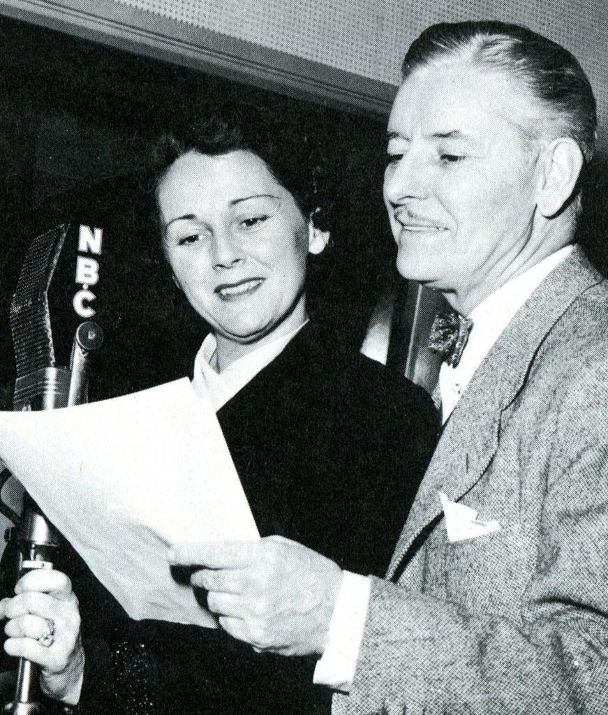 Benita Hume and Ronald Colman