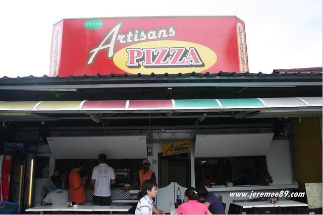 Artisans Pizza @ Langkawi