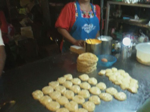 Favorite snack in the Nakhon Sawan market