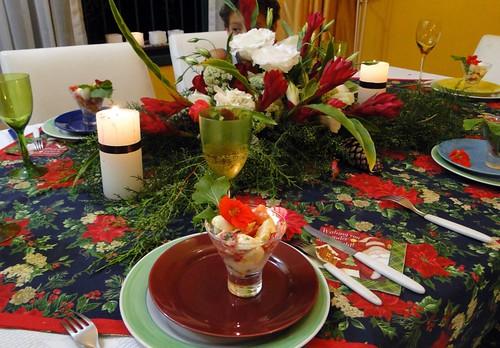 Jantar de ano novo