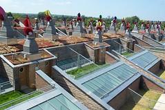 rooftops, Bedzed, Sutton, Surrey, UK (via Building for Life)