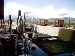 Séptima: Nueva gastronomía para una bodega con aire español