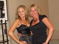 Kristina and Allison