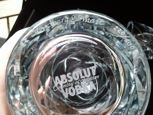 Absolut Cristal