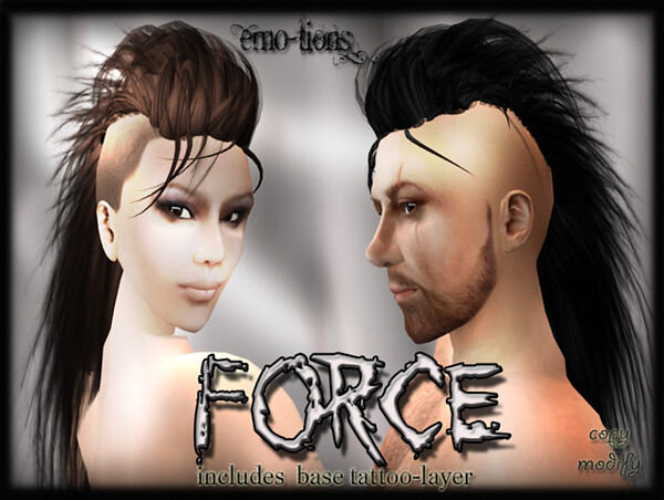 FORCEhair