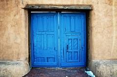 The Blue Door (DEARTH !) Tags: wood newmexico santafe southwest delete10 delete9 delete5 delete2 gate delete6 delete7 save3 delete8 delete3 delete delete4 save save2 save4 adobe delete11 bluedoor stucco dearth americansouthwest deletedbydeletemeuncensored wwwryandearthcom